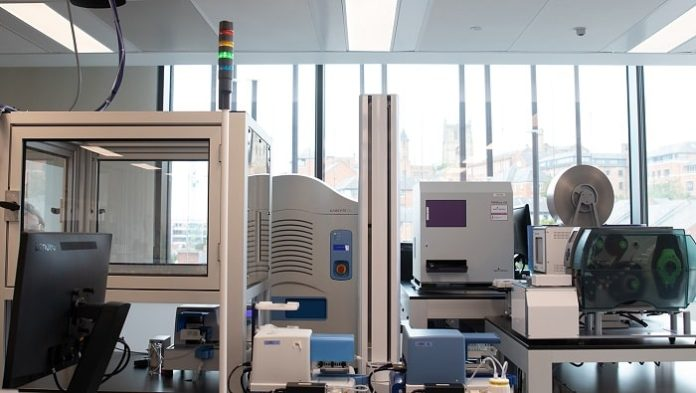 Sygnature Discovery invests in high-throughput screening capability