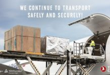 "Turkish Cargo is entitled to ""TAPA FSR"" security certificate"