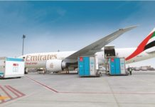 Emirates SkyCargo strengthens its pharma corridors initiative with fit-for-purpose infrastructure