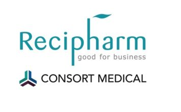 Recipharm Offers to Acquire Consort Medical to Become a Leading Inhalation Company and Top Five Global CDMO Player