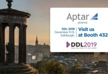 Aptar Pharma, Platinum Sponsor at DDL 2019, to Showcase Expanded Portfolio of Respiratory Innovations and Services