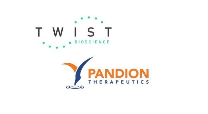 Twist Bioscience and Pandion Therapeutics Expand Antibody Optimization Collaboration