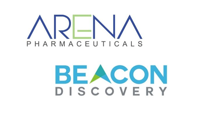 Arena Pharmaceuticals and Beacon Discovery Expand Strategic Relationship Focusing on Multiple Immune and Inflammatory Targets