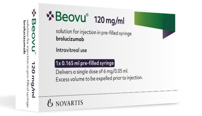 Novartis Receives European Approval for Beovu Anti-VEGF Treatment for Wet AMD