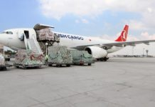 Turkish Cargo, the global air cargo brand, starts its direct flights to Linz, Austria