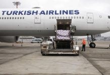 With its cargo operations, Turkish Cargo maintains the air bridge built by Turkish Airlines