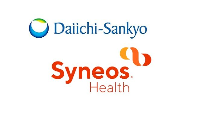 Daiichi Sankyo and Syneos Health Form Strategic Coalition for Development of Daiichi Sankyo's ADC Oncology Pipeline