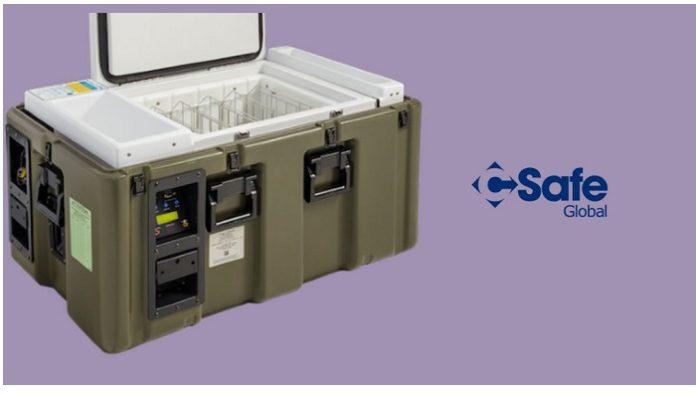 CSafe Global mobile refrigeration units ensure safe transport of COVID-19 test kits
