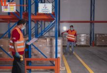 SAL launches its pharma facilities at KFIA Cargo Village