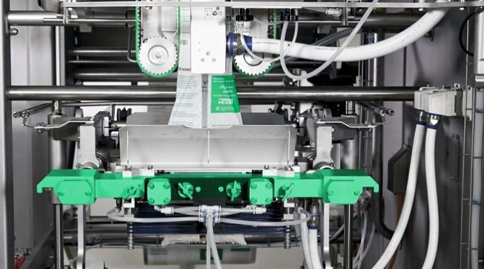 Cost-efficient and sustainable: Syntegon Technology and SABIC launch joint packaging concept for frozen food packaging