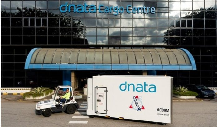 dnata becomes first to offer fully integrated, temperature-controlled cool chain for pharma cargo in Singapore