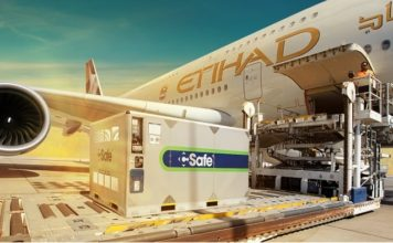 Etihad Cargo Approves CSafe RAP Container for Flight