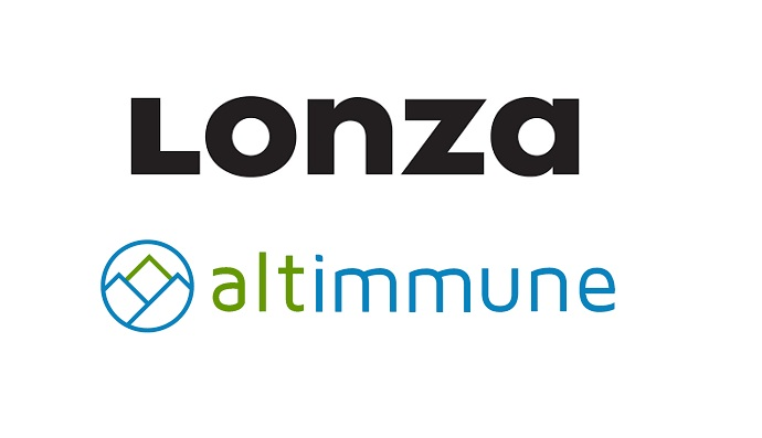Altimmune Adds Lonza as a Manufacturing Partner for Supply of AdCOVID its Single-Dose Intranasal Vaccine Candidate for COVID-19