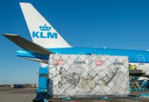 Air France KLM Martinair Cargo partners withSkyCell to increase sustainability and safety of pharmaceutical shipments