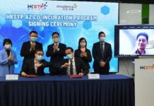 KSTP and AstraZeneca Launch Co-incubation Programme for Biomedical Startups to Develop Made in HK Integrated Oncology Solutions