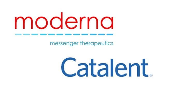 Moderna and Catalent Announce Long-Term Strategic Collaboration for Dedicated Vial Filling of Moderna's COVID-19 Vaccine and Clinical Portfolio