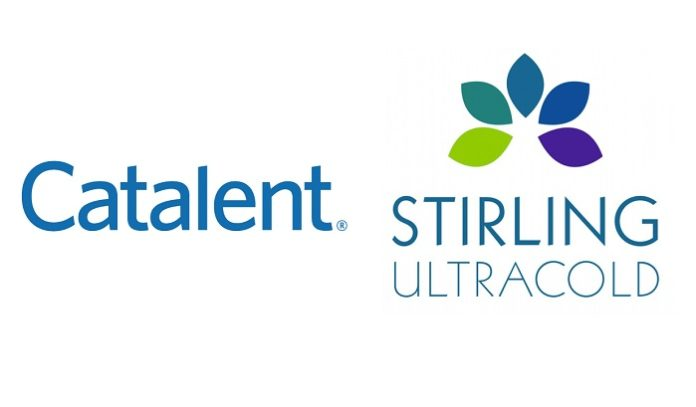 Catalent and Stirling Ultracold Announce Partnership to Establish Energy-Efficient Cold Chain Capabilities for Biologics and Emerging Modalities