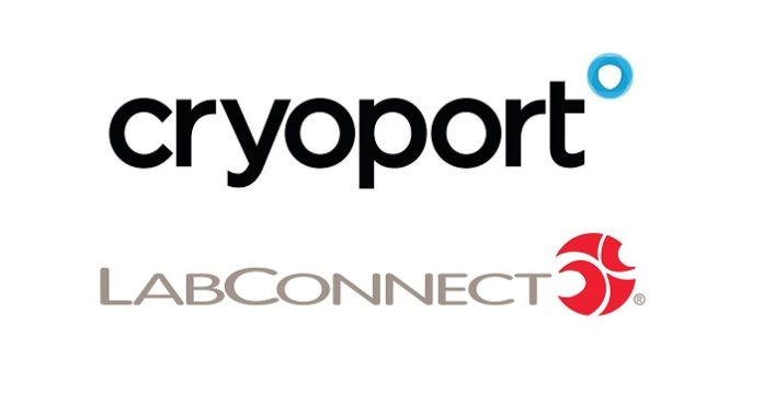 Cryoport and LabConnectPartner to Provide Support for Innovative Triumvira Cell and Gene Therapy Clinical Trial