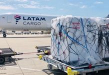LATAM Cargo Group collaborates with SkyCell to bring hybrid to South America's pharma market