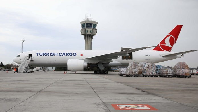 Turkish Cargo Carried 100 million Vaccine Doses to All Around the World