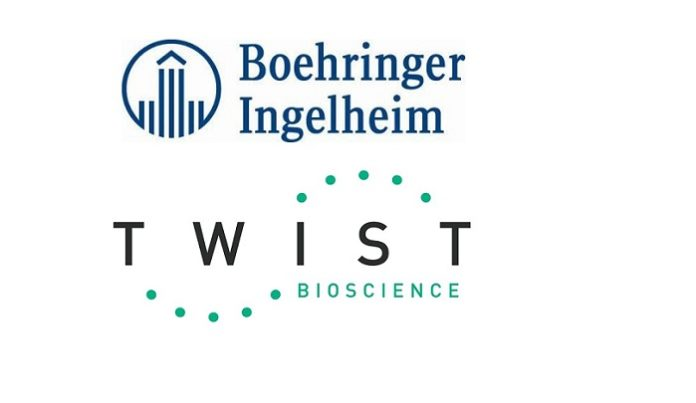 Boehringer Ingelheim and Twist Bioscience Enter Therapeutic Antibody Discovery Collaboration