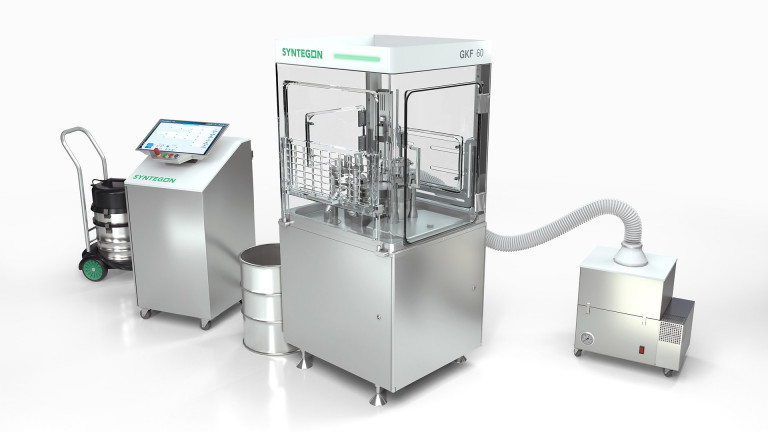 Interphex 2021 Syntegon to showcase new laboratory and small batch solutions for solid and liquid pharmaceuticals