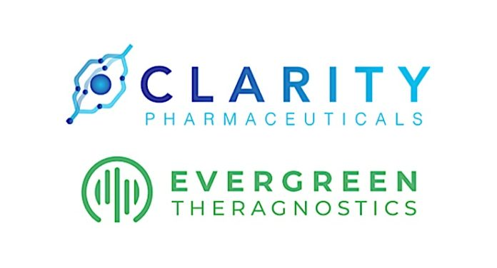 Clarity and Evergreen enter Targeted Copper Theranostics manufacturing agreement for US clinical trials