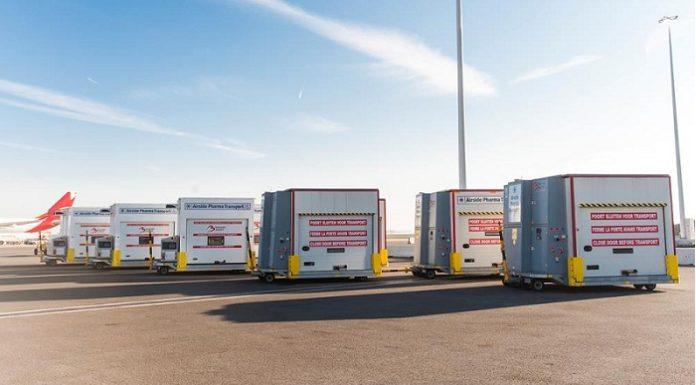 Swissport develops state-of-the-art pharma center