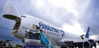 Panalpina's Healthcare Logistics Center