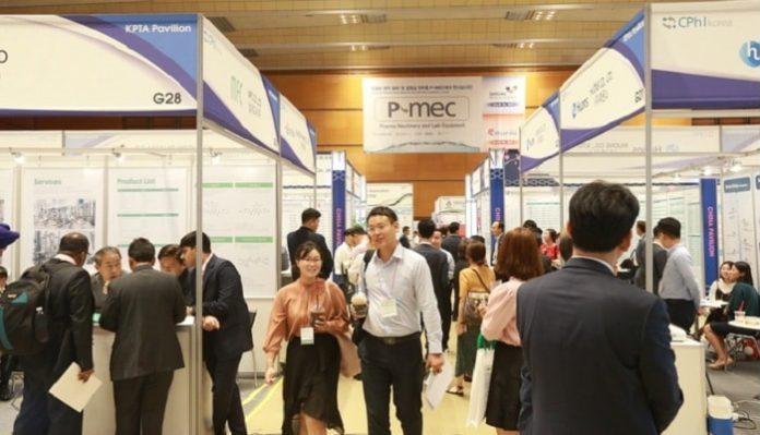 Huge boom in Korean Pharma reported at CPhI Korea
