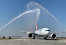 Turkish Cargo keeps reinforcing its fleet with Boeing 777F freighters